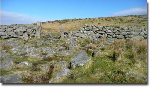 Dartmoor-stonewall