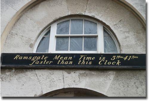 RamsgateClock