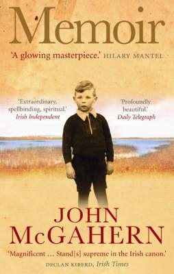 Memoir John Mcgahern Book border=
