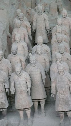 X'ian - terracotta warriors 004