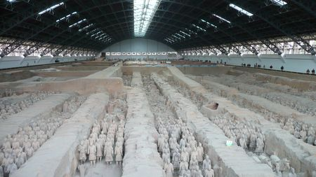 X'ian - terracotta warriors 002