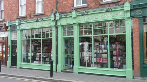 Exchange-bookshop