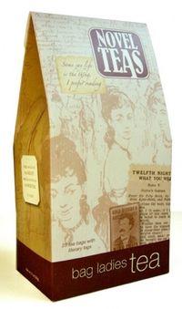 Novel-tea-bags