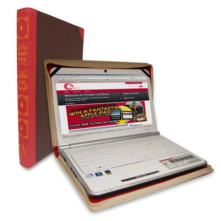 Book-laptop-case