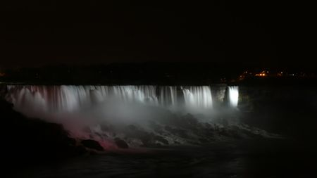 Niagra-at-night