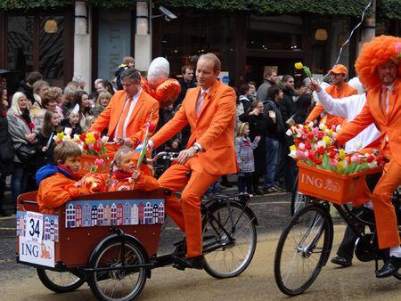 Orange-bikes