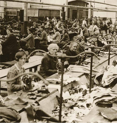 Sewing-machinists