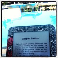 Reading-by-pool