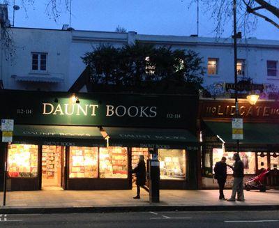 Daunt-books