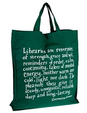 Library-bag