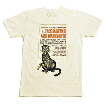 Master-and-margarita-unisex-t-shirt