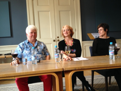 Crime-writing-panellists