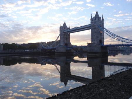 Tower-Bridge-reflections